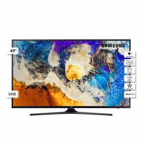 Tv Led Samsung Smart 49 4k Un 49mu6100 La Tentación