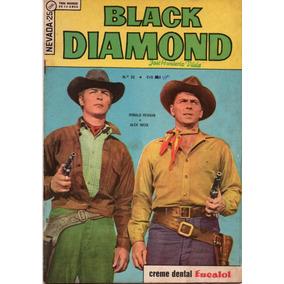 Nevada Nº 25 - Black Diamond - Ebal-1966 - Ótimo # Katram