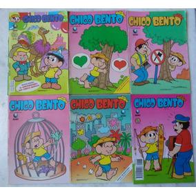 6 Hq Chico Bento - 461, 69, 67, 176, 71 E 75