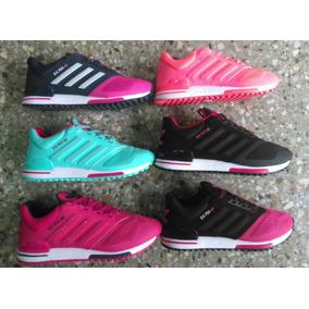 ed19e0704a3f1 Zapatillas Adidas Par Mujer 2016 - Tenis en Mercado Libre Colombia