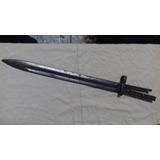 Bayoneta De Rifle Antigua Csz D Para Todo Coleccionador