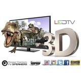 Tv Led Smart Tv 47 Full Hd - 3d !! Excelente !