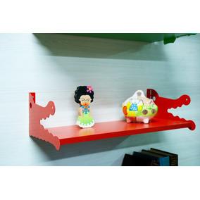 Repisa + Mensula Infantil De Animalitos (varios Colores) d84c7f96741f