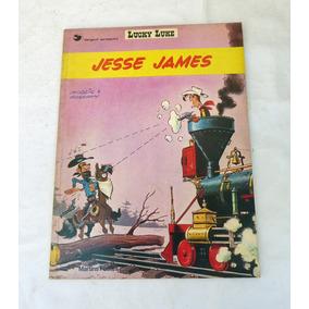 Gibi Lucky Luke - Jesse James - Martins Fontes