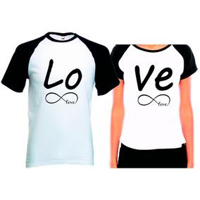 Camiseta Casal Namorado - Camisetas Manga Curta para Masculino no ... f4c87ae5ea448