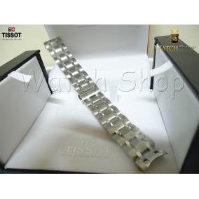 Pulseira Aço Tissot T-trend Couturier T035627a 24mm Original