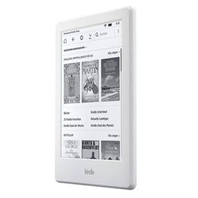 E-reader Amazon Kindle 8a Geracao Branco 4gb Com Tela Touch 2ff7f79211aaf
