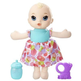 Baby Alive Hora Do Sono Loira Hasbro