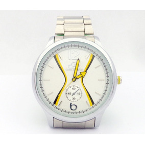 Relógio Quiksilver Prata.frete Gratis