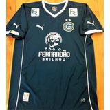 Camisa Do Goiás Usada Jogo Homenagem Fernandão 2014 7dce753032ae3