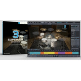 Toontrack - Superior Drummer 3 + Todas Las Expansiones |pc|