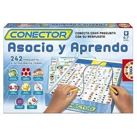Paquete Juegos Didácticos Conector Marca Educa
