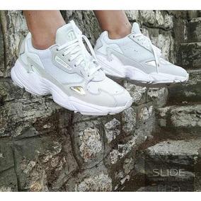 Zapatillas Blancas adidas Originals Falcón Ugly Shoes 38