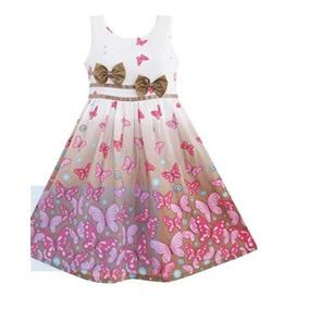 Infantil 10 Anos - Vestidos de Bebê no Mercado Livre Brasil ee5161aeed60b