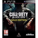 Call Of Duty: Black Ops Gold Edition Ps3 Digital