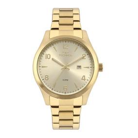 5788eadc8cddb Relogios Masculinos Technos Dourado Lancamento - Relógios De Pulso ...