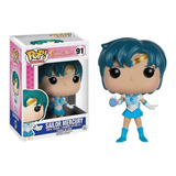 Funko Pop Sailor Mercury 91 - Sailor Moon