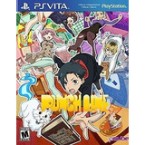 Juegos,punchline Playstation Vita.....