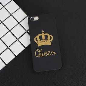 Funda Pareja King Queen Iphone