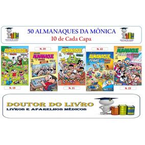 50 Grande Almanaque De Férias Da Turma Da Mônica
