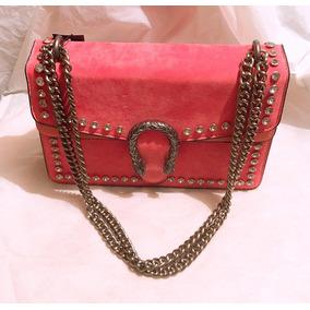 Bolsa Gucci Color Rosa