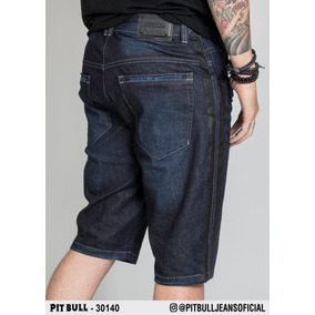 Bermuda Masculino Pit Bull Jeans