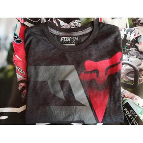 Camiseta Fox De Hombre Tech Tee Envio Gratis