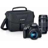 Kit Premium Canon Rebel T6   Envío Gratis