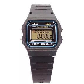 dcedcc41a94 Relogio Aqua Aq 81 Frete - Relógios no Mercado Livre Brasil