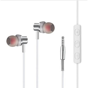 Fone Headroom Ms18 Earbud Dynamic Driver C/mic Branco