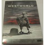 Box Original Westworld - 2ª Temporada - A Porta Digipack Dvd