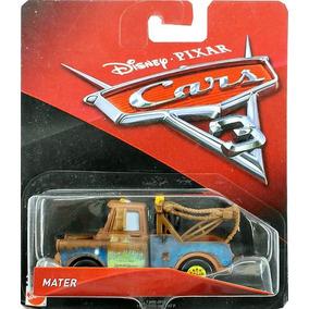 Disney Cars 3 Mater Mate Mattel Mcqueen Jackson Storm