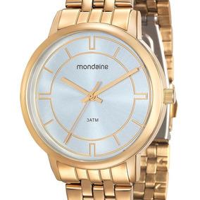 Relógio Mondaine Unissex Casual Folhado 99211lpmvde1