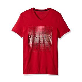 Playera Original Calvin Klein Hombre Manga Corta T-shirt