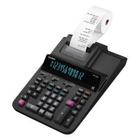 Calculadora De Impresión Casio Dr-120r
