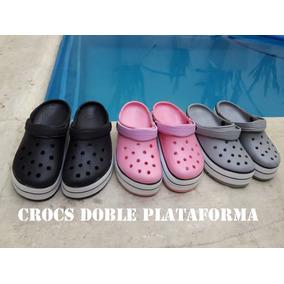 Crocs Altas - Otros en Mercado Libre Argentina 2e280b360076
