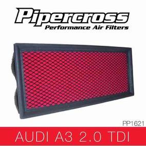 Filtro Panel Pipercross - Audi A3 2.0 Tdi - K&n 332865