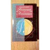 Diccionario Sinonimos Antonimos Maria J. Llorens Camp $150