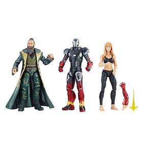 Conjunto De Figuras Articuladas - 26 Cm - Disney - Marvel St