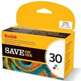 Cartucho Kodak 30 Color Esp C110 C310 2150 Tinta Original