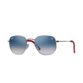 Rayban Hexagonal Azul De Sol Ray Ban - Óculos no Mercado Livre Brasil e49df69b61