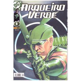 Arqueiro Verde Revista Ed Panini Grande (entre P/ Detalhes)