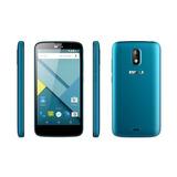 Smartphone Blu 5.0 D790 1.3ghz 4gb Azul - Oferta