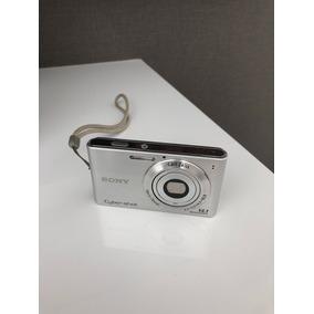 Câmera Sony Cyber Shot 14.1 Megapixels Dsc-w320