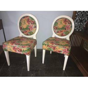 Cadeira Medalhão Laqueada - Poltrona no Mercado Livre Brasil 2d2426f244