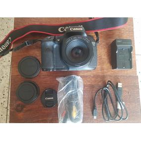 Camara Canon 7d, Lente Canon 50mm Stm 1.8