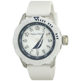 Reloj Nautica Cab Bco Nai08504g