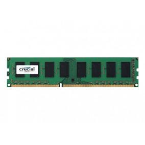 Memoria Ram Pc Dimm 8gb Ddr3 1600mhz Crucial Envío Gratis