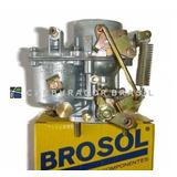Carburador Solex Vw Fusca / Brasilia / Kombi 1500 / 1600