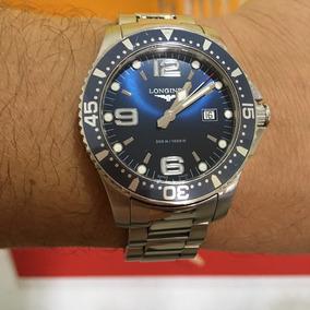 33b1774602c Relogio Longines Hydroconquest Otimo Preco - Relógios no Mercado ...